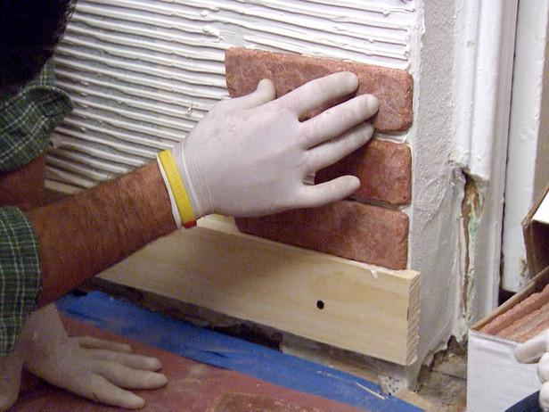 Как сделать облицовочный кирпич своими руками
