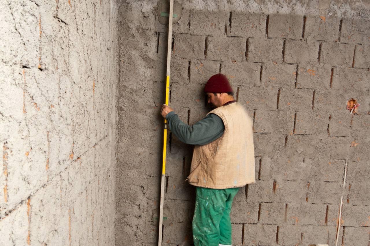 Что получится, если смешать песок, известь, цемент и