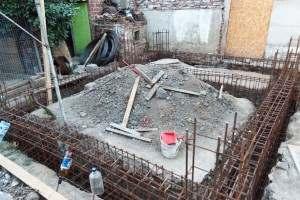 Как построить опалубки дома