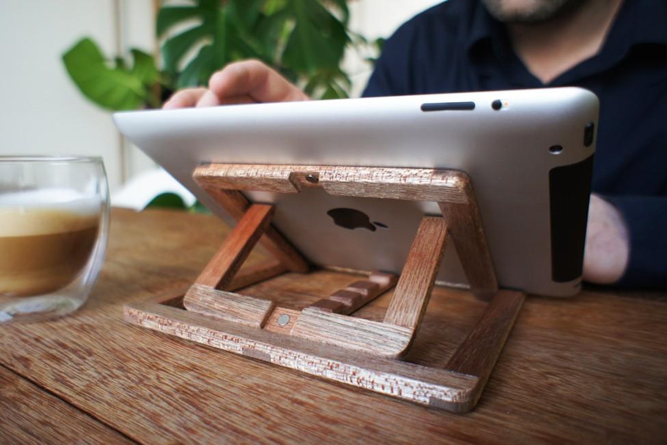 Подставки для ноутбука из дерева своими руками