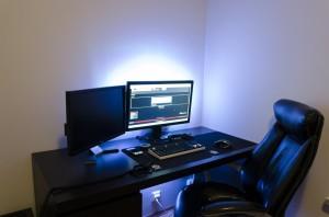 Рабочее место - залог комфорта, уюта и продуктивной работы