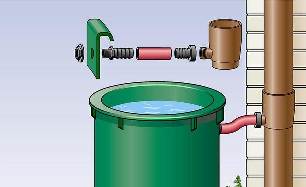 Коллектор для воды
