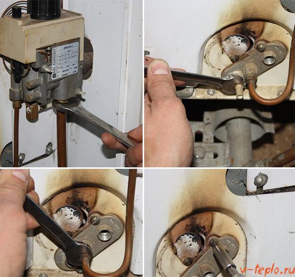 Как почистить газовый котёл в домашних условиях
