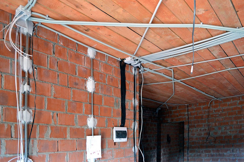 Проводка в доме видео в частном доме